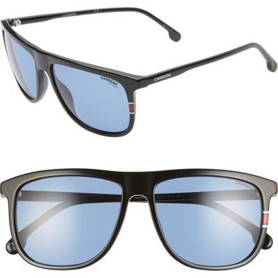 Carrera Eyewear 5m Navigator Sunglasses - Black Blue/ Blue