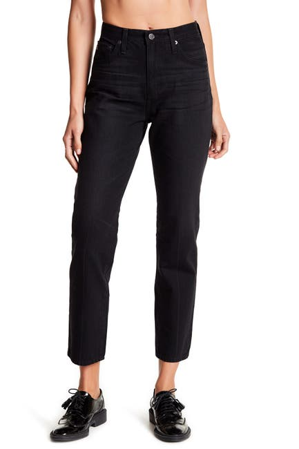 Image of AG Phoebe High Waist Tapered Leg Jeans