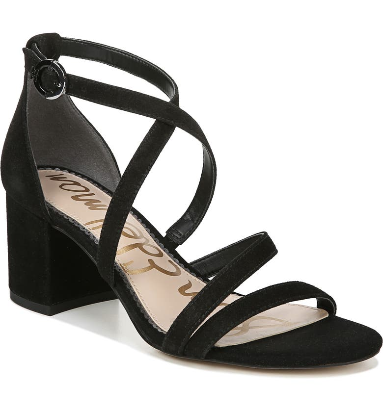 SAM EDELMAN Stacie Sandal, Main, color, 001