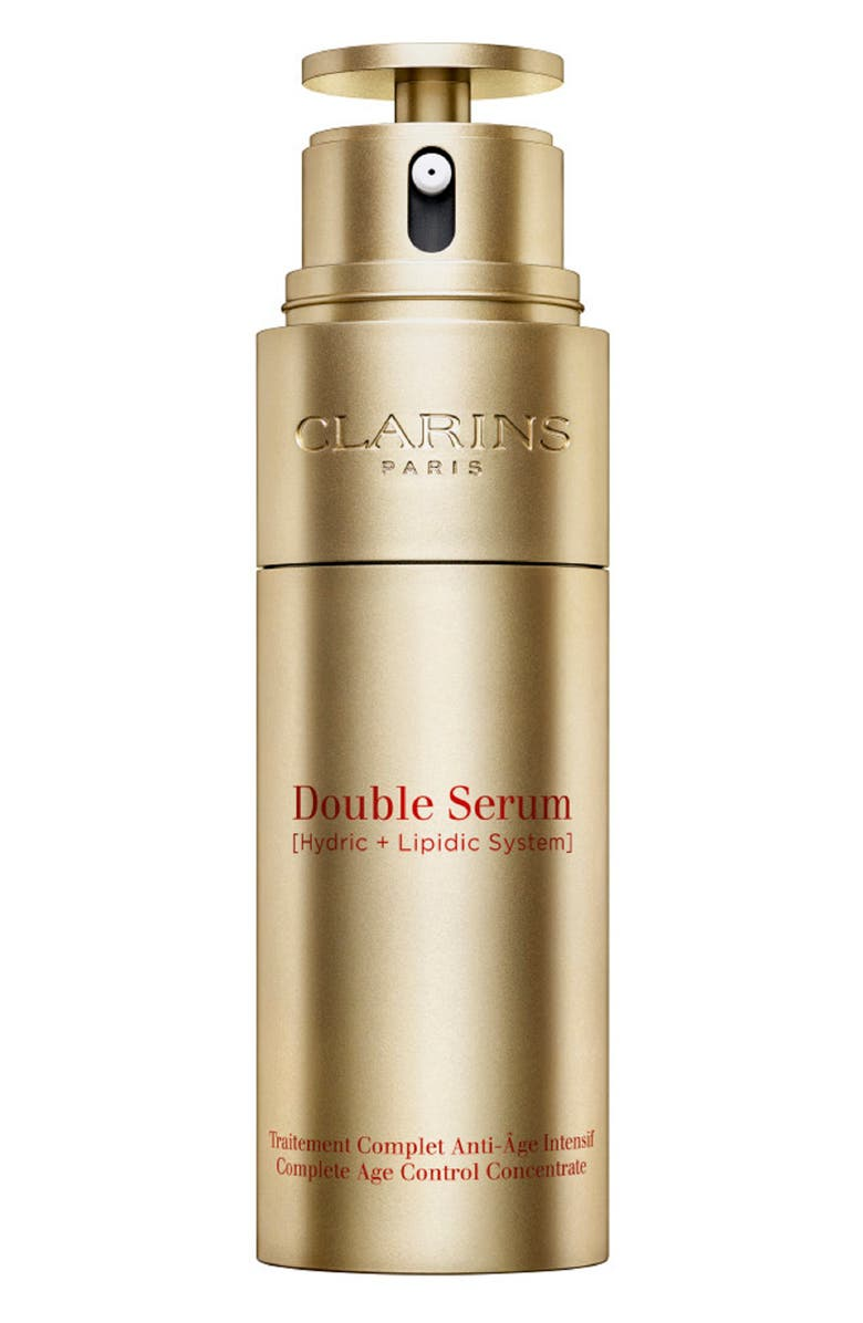CLARINS Lunar New Year Gold Double Serum, Main, color, NO COLOR
