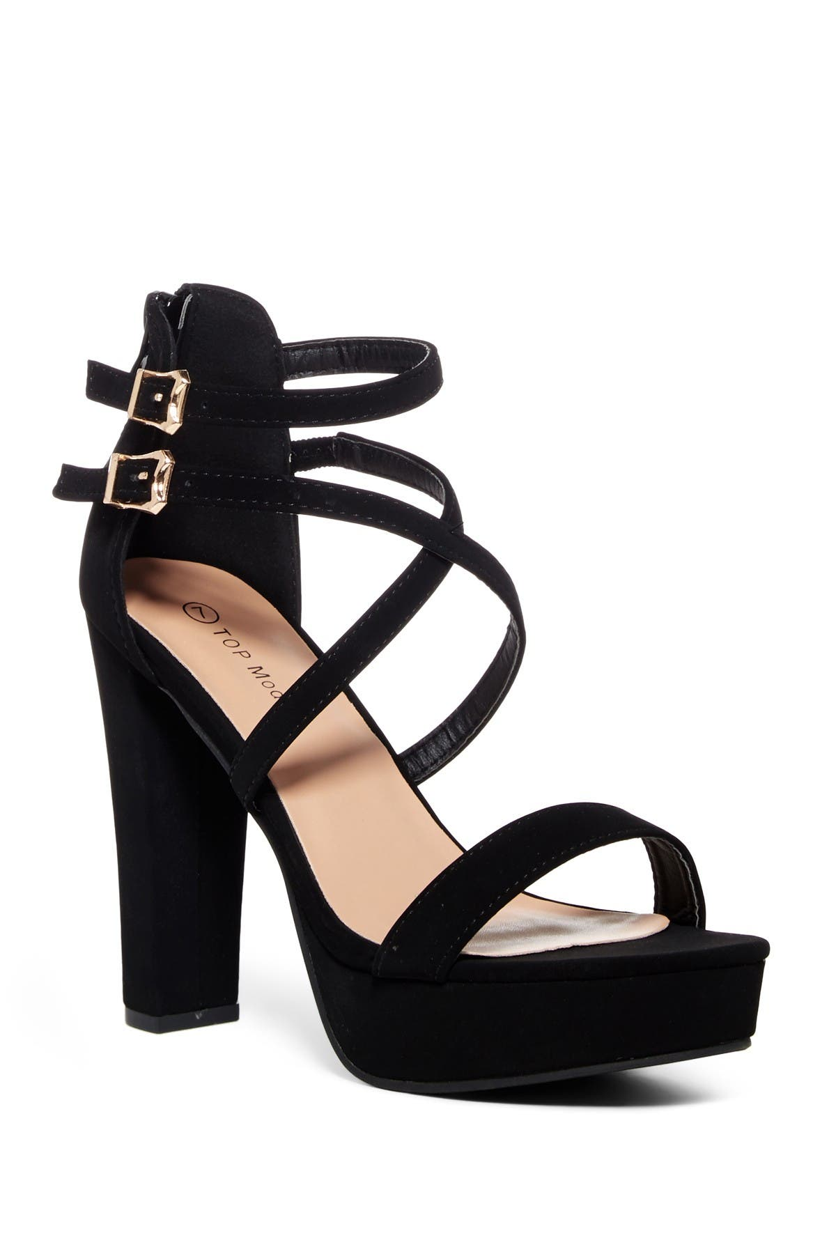 Image of Top Moda Lovely Platform Sandal