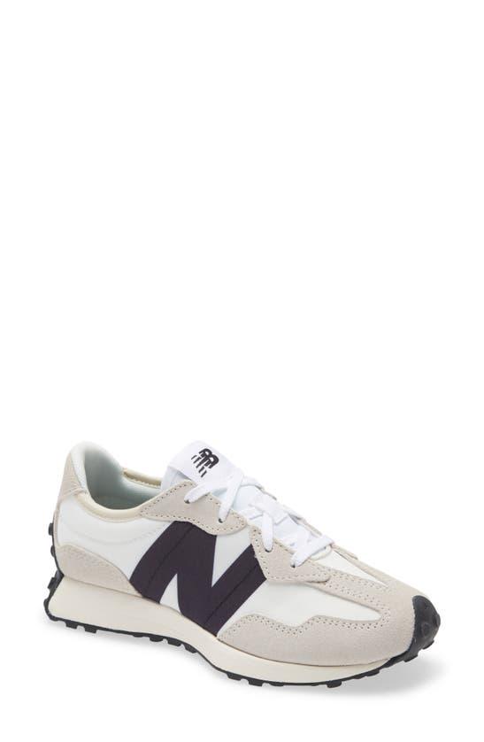 New Balance Kids' 327 Sneaker In Silver Birch