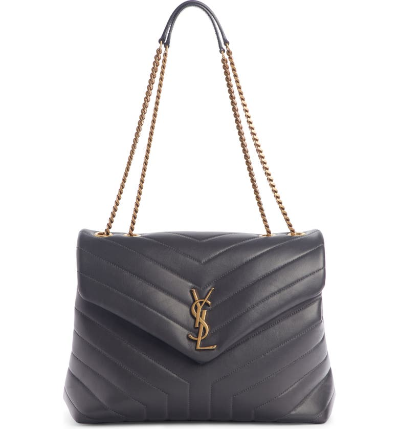 Saint Laurent Medium Loulou Matelasse Leather Shoulder Bag Nordstrom