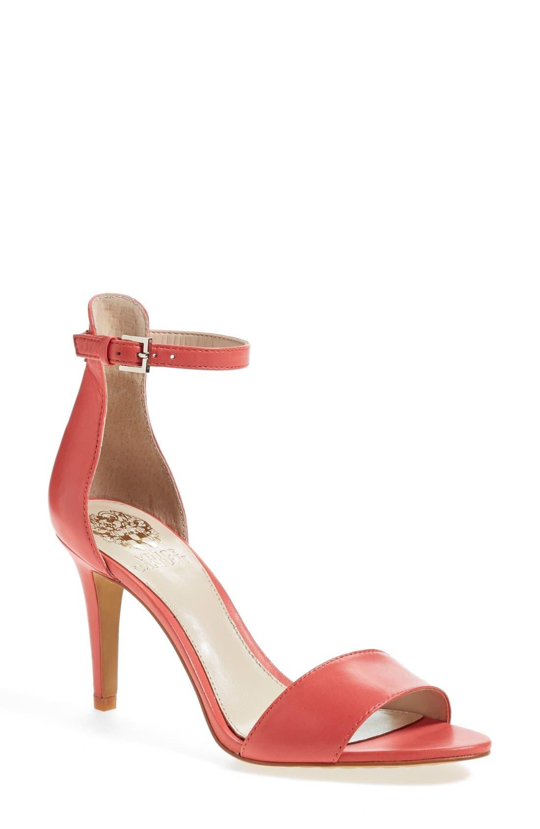 ,                             'Court' Ankle Strap Sandal,                             Main thumbnail 90, color,                             660