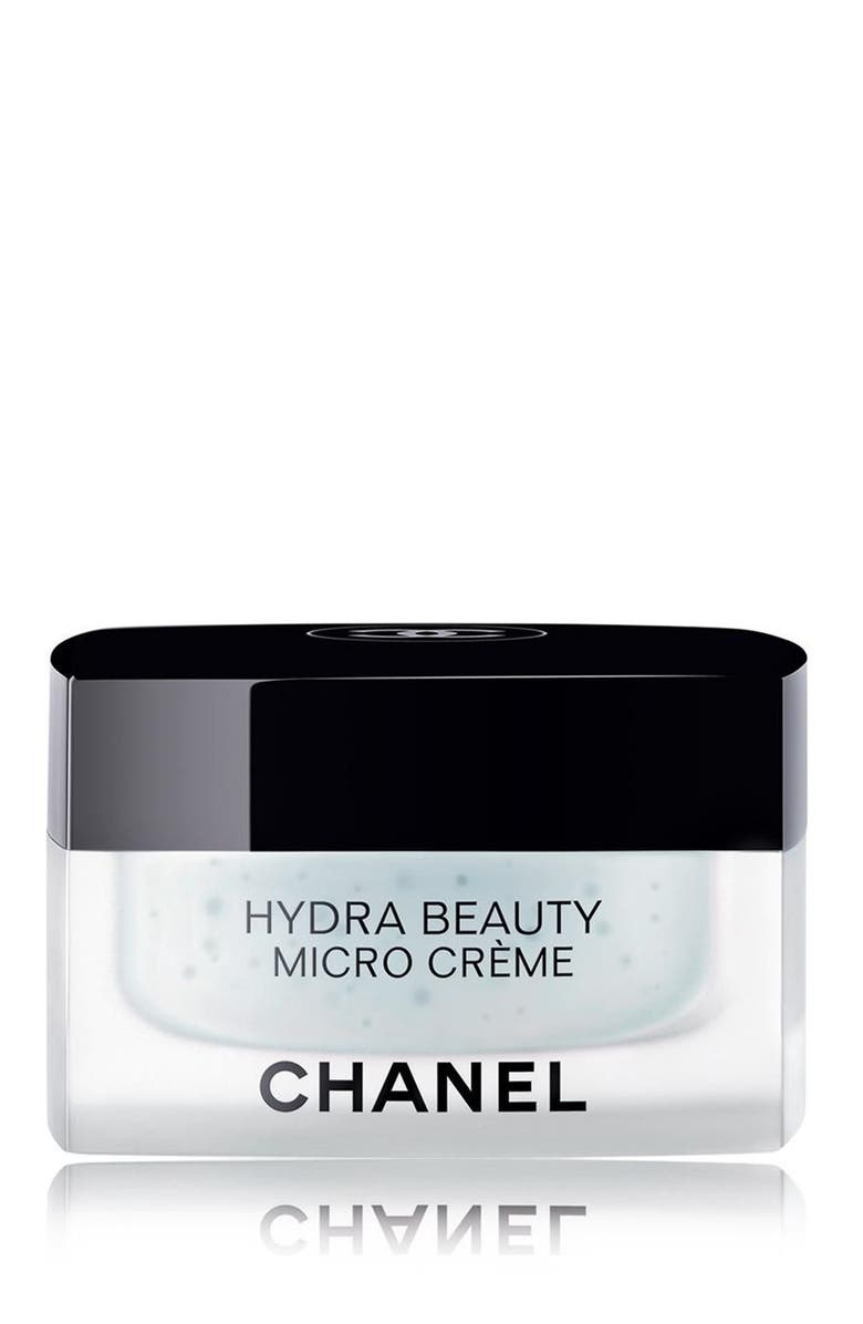 Chanel Hydra Beauty Micro Crème Fortifying Replenishing Hydration Nordstrom