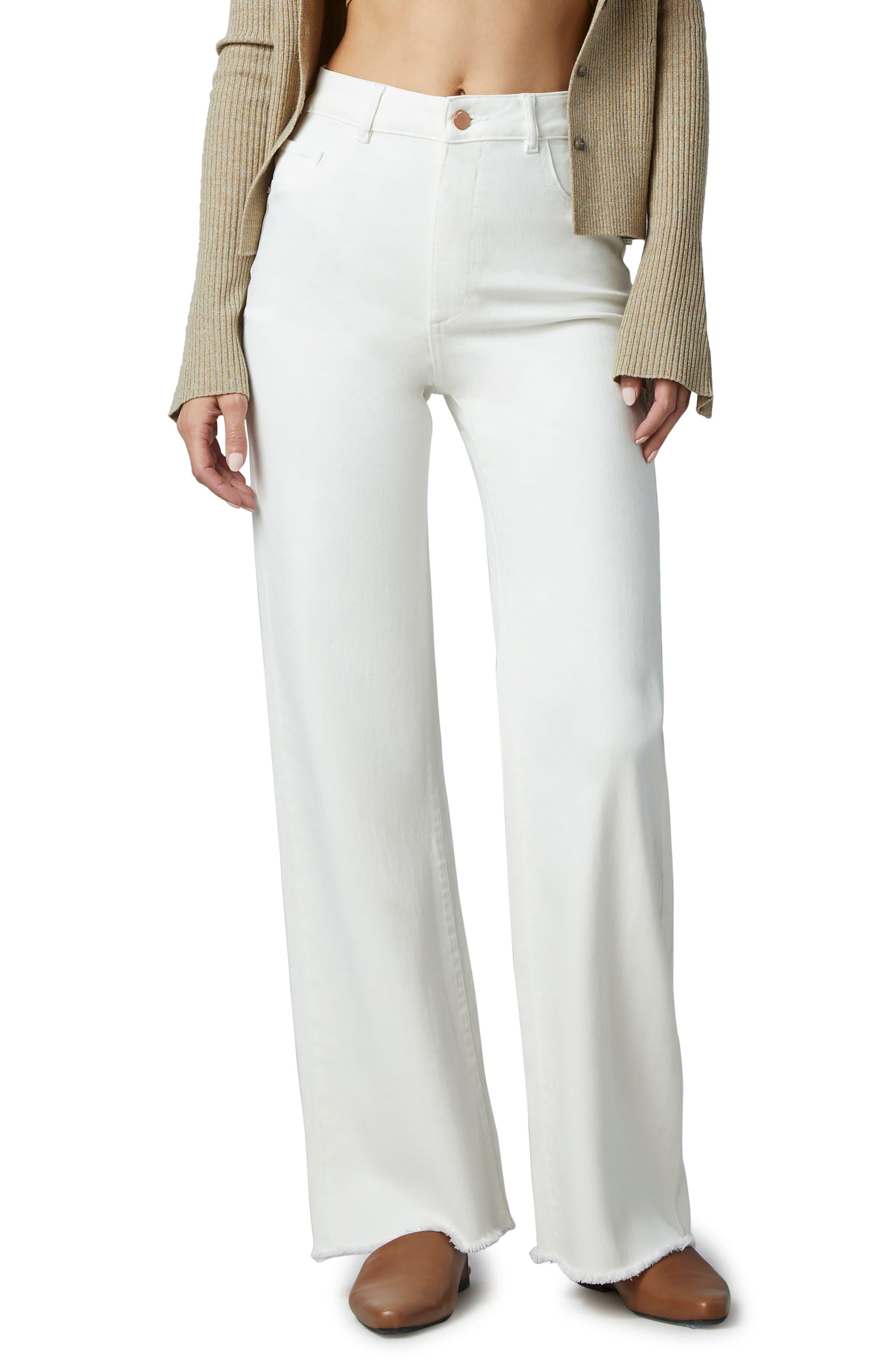1961 Hepburn High Waist Wide Leg Jeans