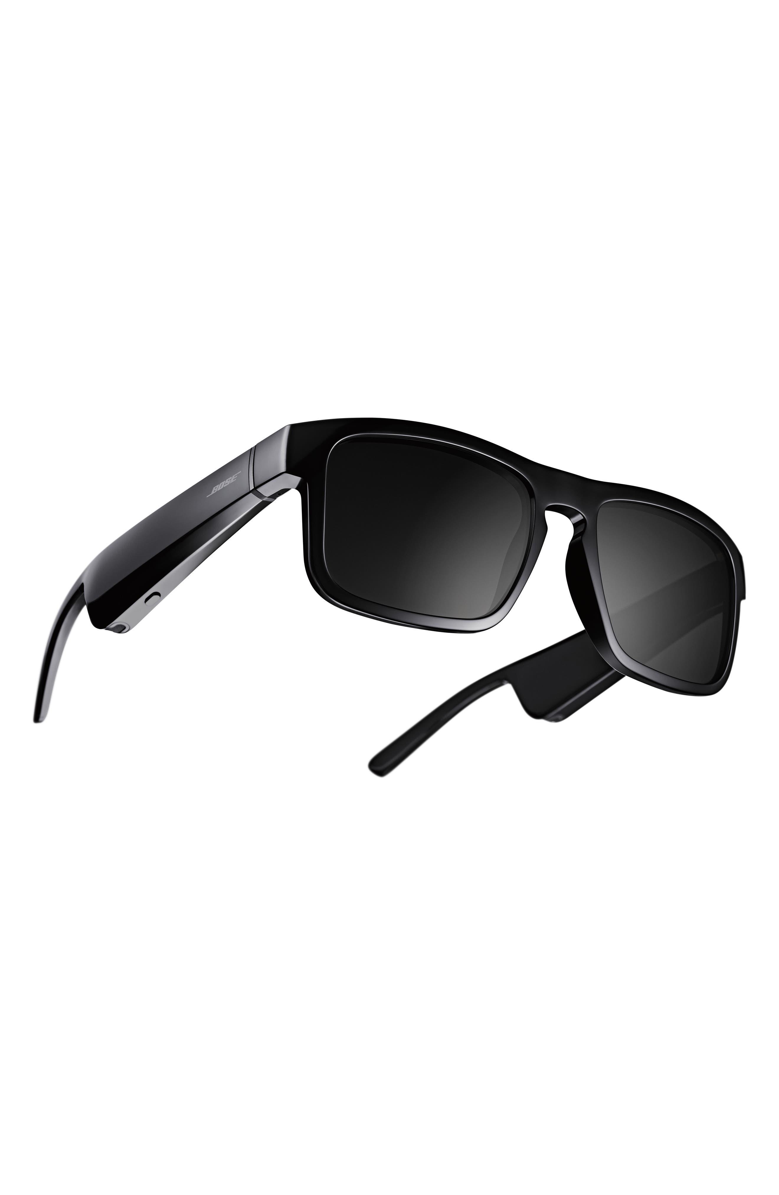 Men's Bose Frames Tenor 55mm Audio Sunglasses