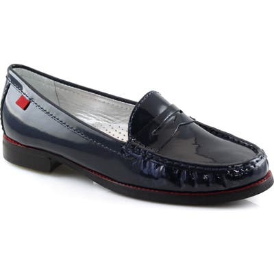 Marc Joseph New York East Village Loafer- Blue