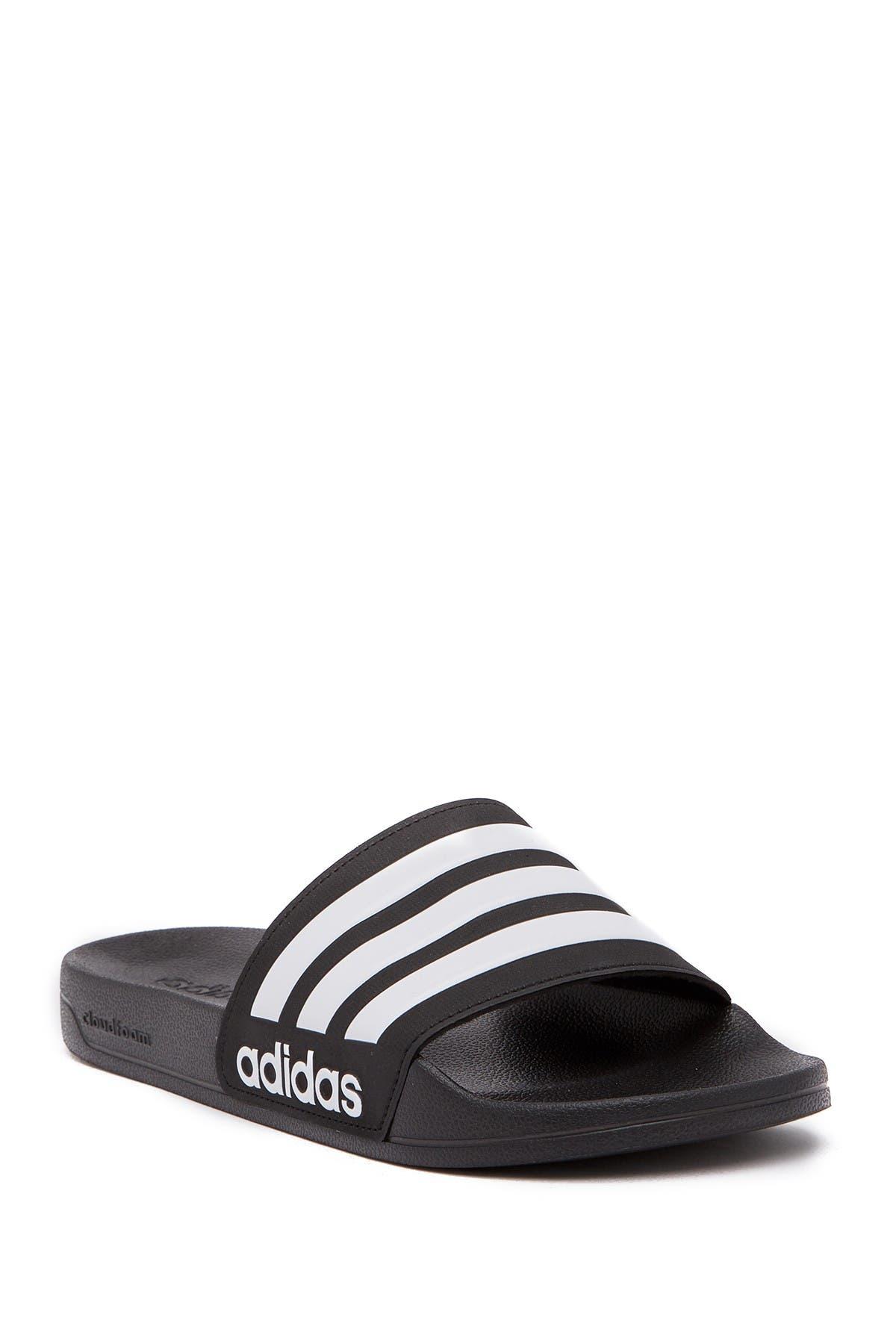 Image of adidas Adilette Comfort Slide Sandal
