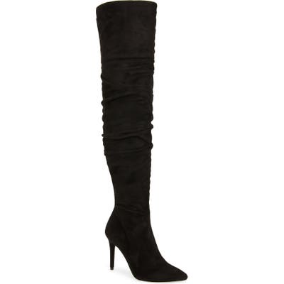 Jessica Simpson Ladee Over The Knee Boot, Black