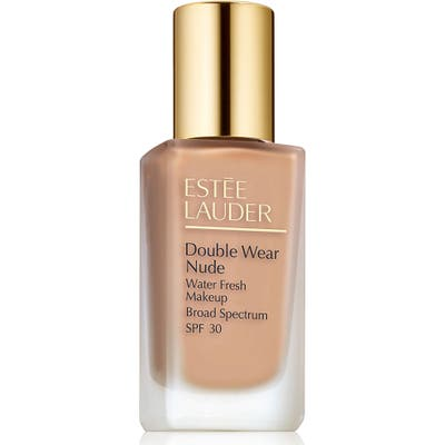 Estee Lauder Double Wear Nude Water Fresh Makeup Broad Spectrum Spf 30 - 2C3 Fresco