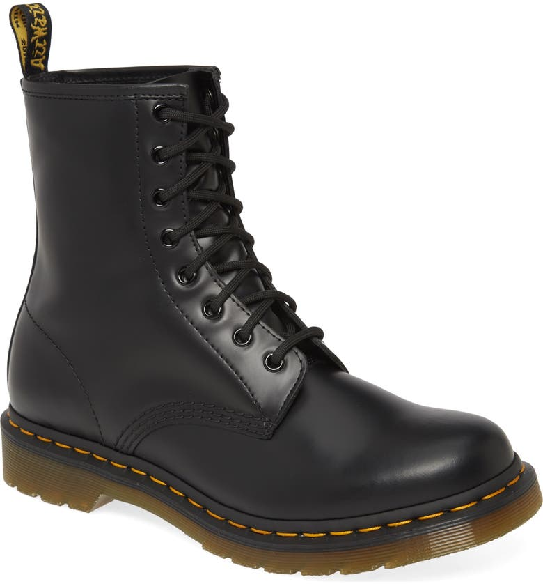 DR. MARTENS '1460 W' Boot, Main, color, 006
