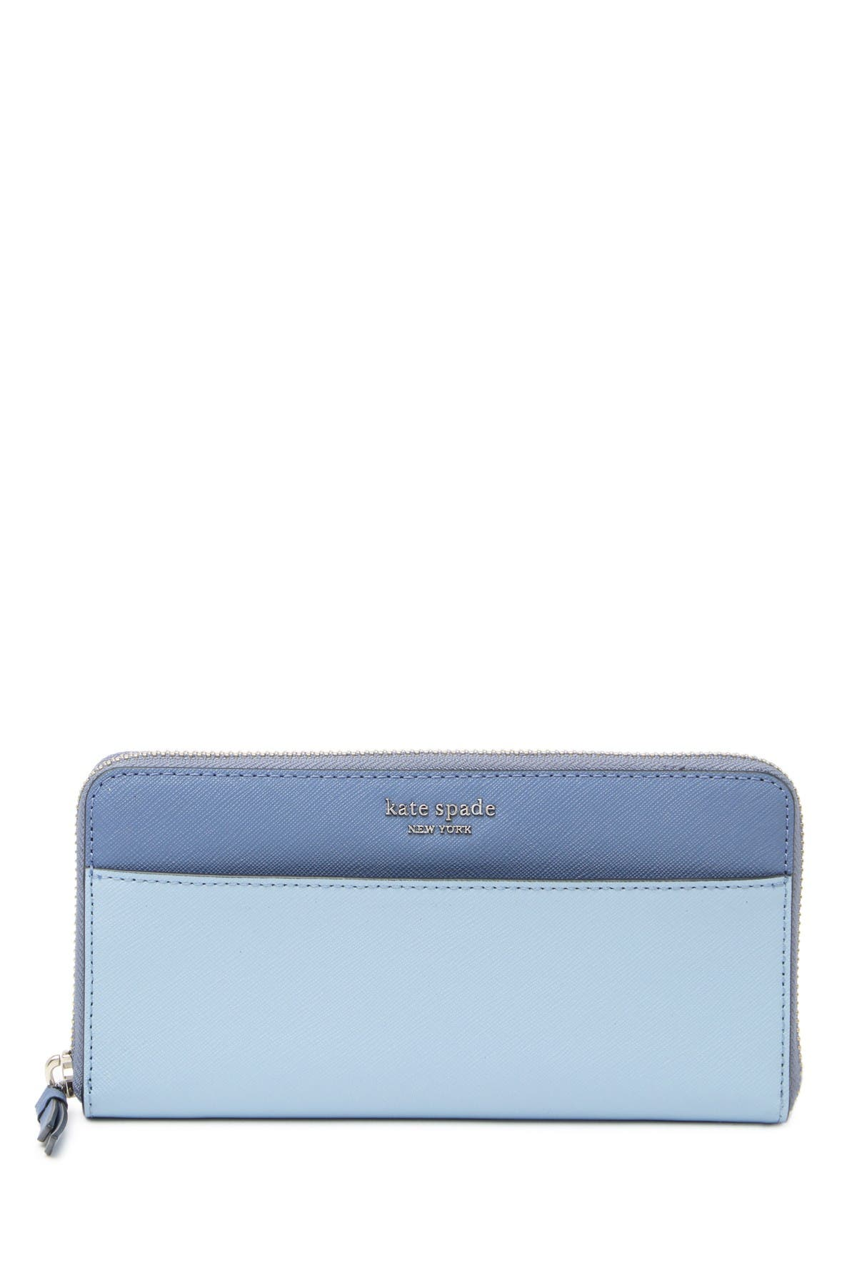 Image of kate spade new york leather cameron large continental wallet