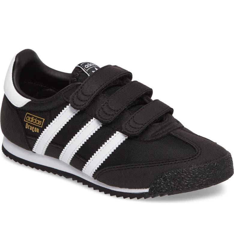ADIDAS Dragon OG CF Athletic Shoe, Main, color, 001
