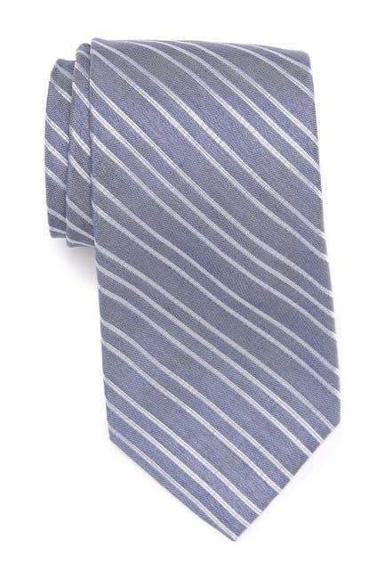 Image of Calvin Klein Striped Tie