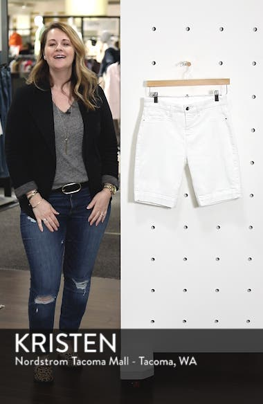 Denim Bermuda Shorts, sales video thumbnail