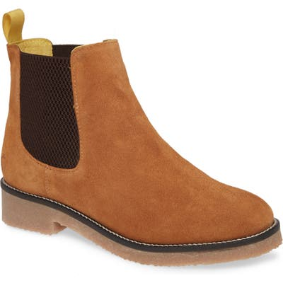 Joules Chepstow Chelsea Boot, Brown