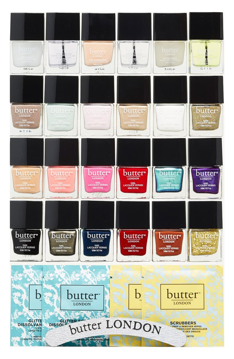 BUTTER LONDON 'The VIP' Set, Main, color, 250