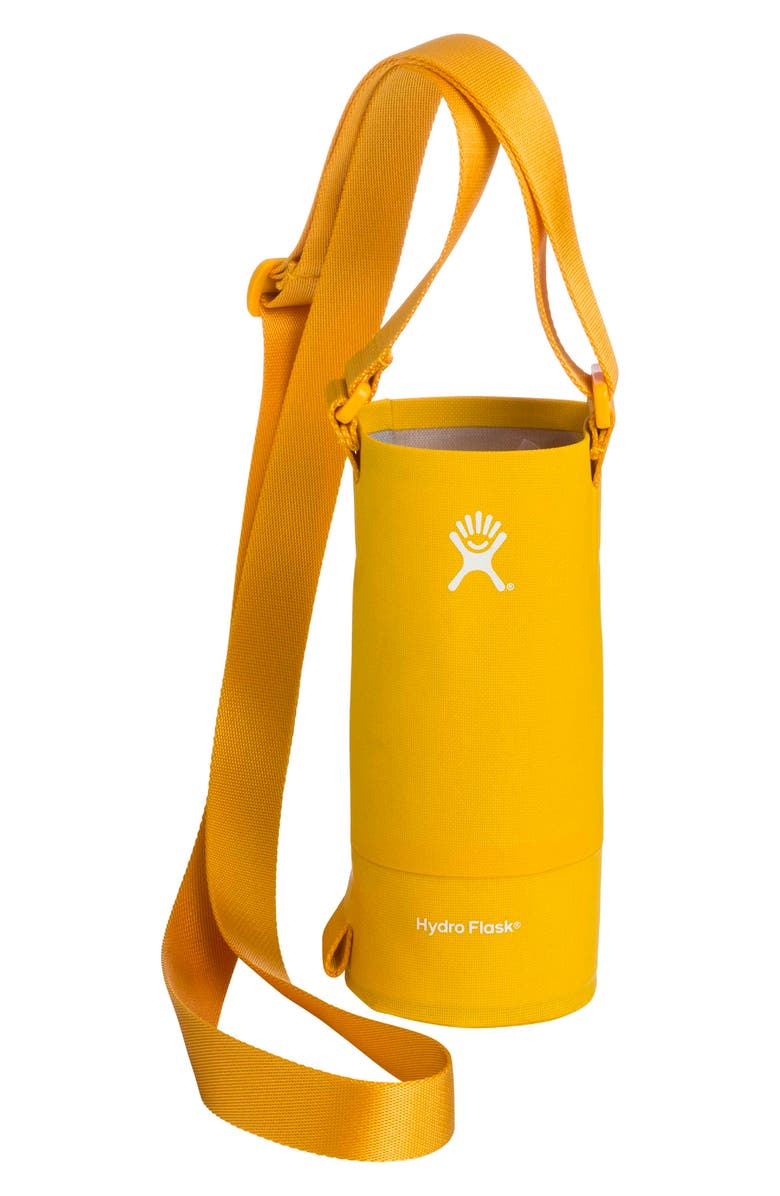HYDRO FLASK Small Tag Along<sup>™</sup> Bottle Sling, Main, color, GOLDENROD