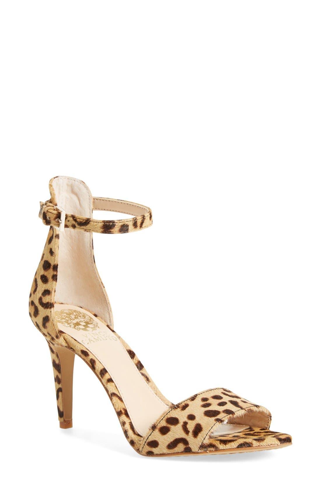 ,                             'Court' Ankle Strap Sandal,                             Main thumbnail 48, color,                             240