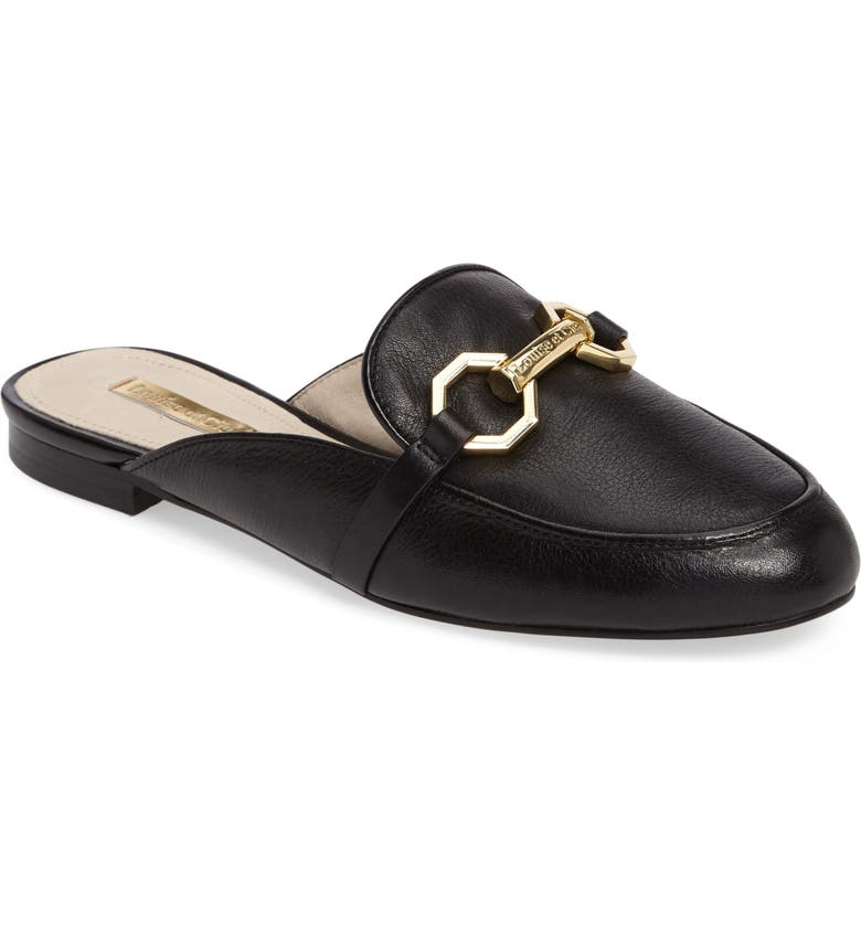 LOUISE ET CIE Finay Loafer Mule, Main, color, 002
