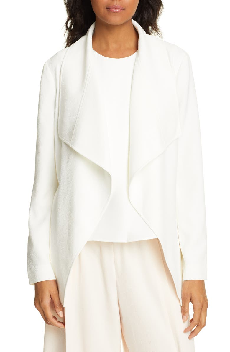 CLUB MONACO Cadee Jacket, Main, color, 100
