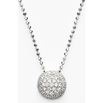 Bony Levy Eclipse Pave Diamond Pendant Necklace (Nordstrom Exclusive)