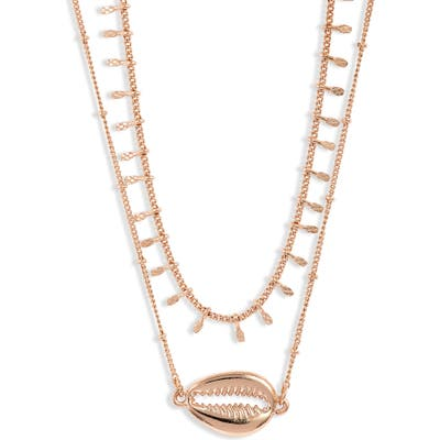 8 Other Reasons Tidal Layer Necklace
