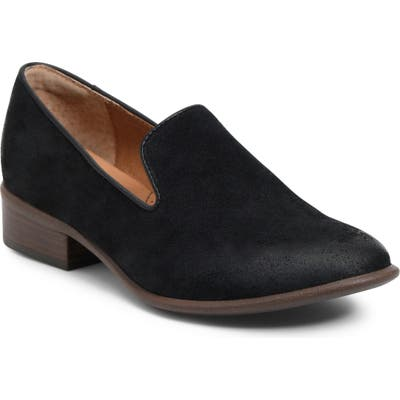 Sofft Severn Loafer, Black