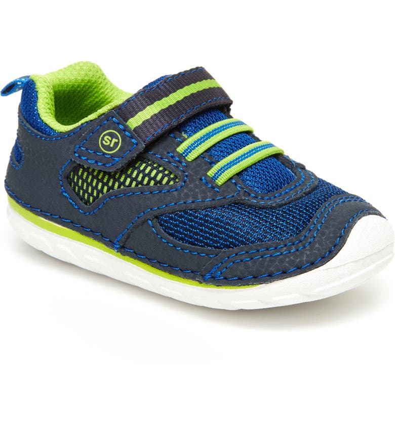 STRIDE RITE Adrian Soft Motion<sup>™</sup> Sneaker, Main, color, NAVY