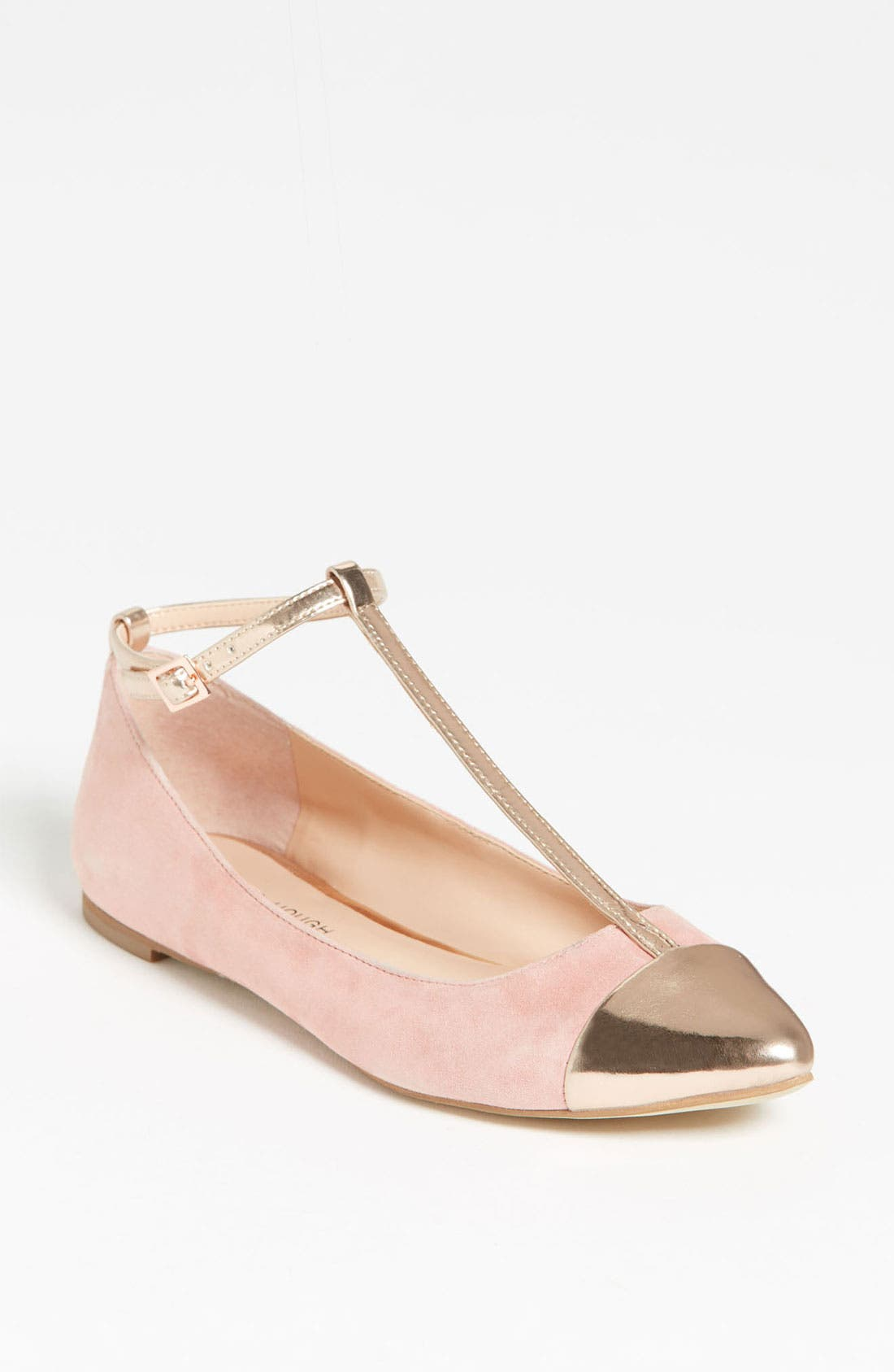,                             Julianne Hough for Sole Society 'Addy' Flat,                             Main thumbnail 36, color,                             680