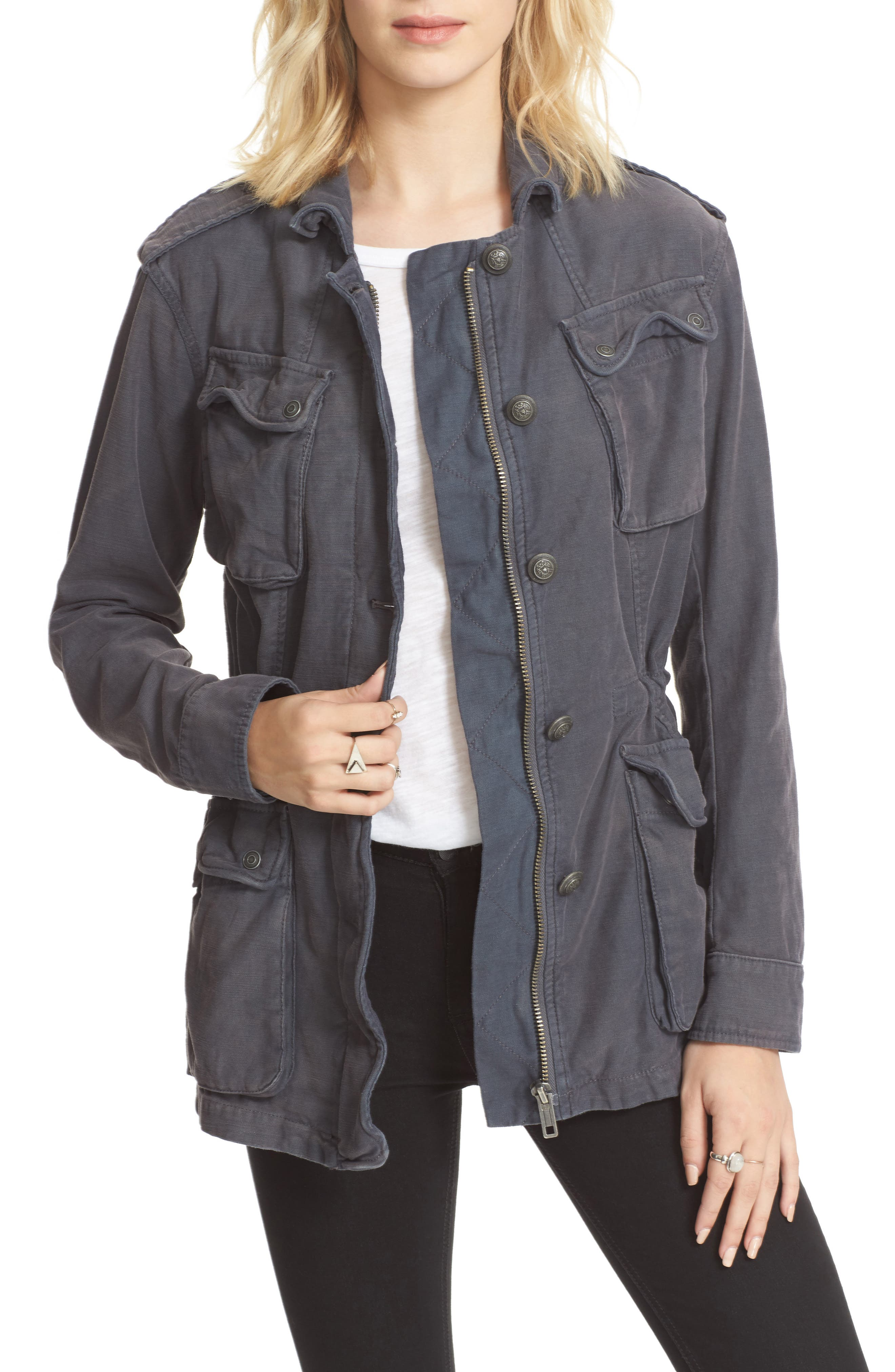 ,                             'Not Your Brother's' Utility Jacket,                             Main thumbnail 11, color,                             020