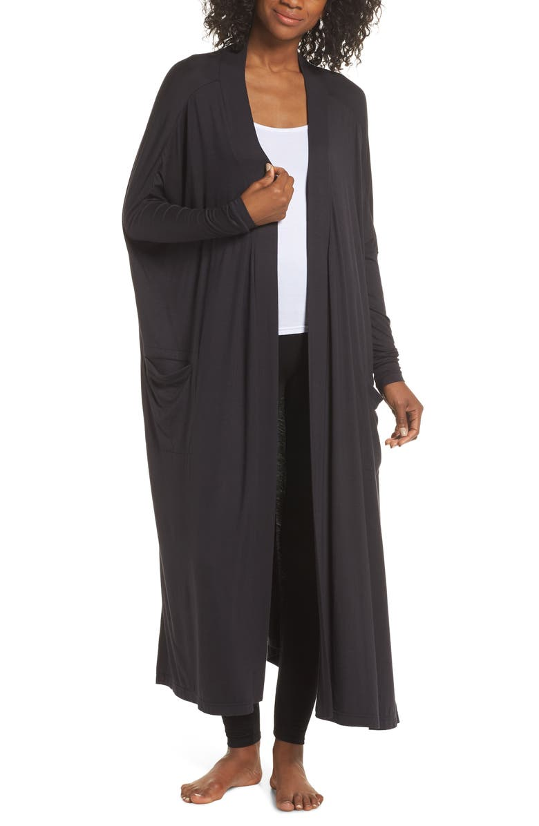 UGG<SUP>®</SUP> Eleanor Duster, Main, color, 001