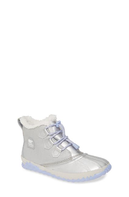 Image of Sorel X Disney Faux Fur Snow Boot