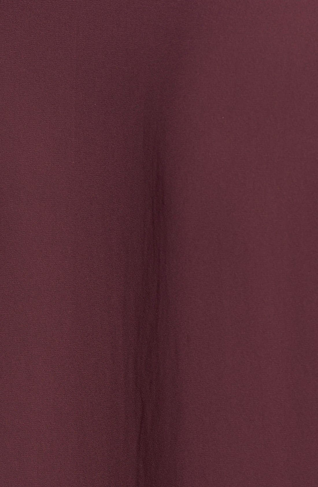 ,                             High/Low V-Neck Blouse,                             Alternate thumbnail 142, color,                             608