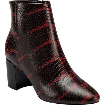 Marc Fisher Ltd Jaydyn Bootie- Red