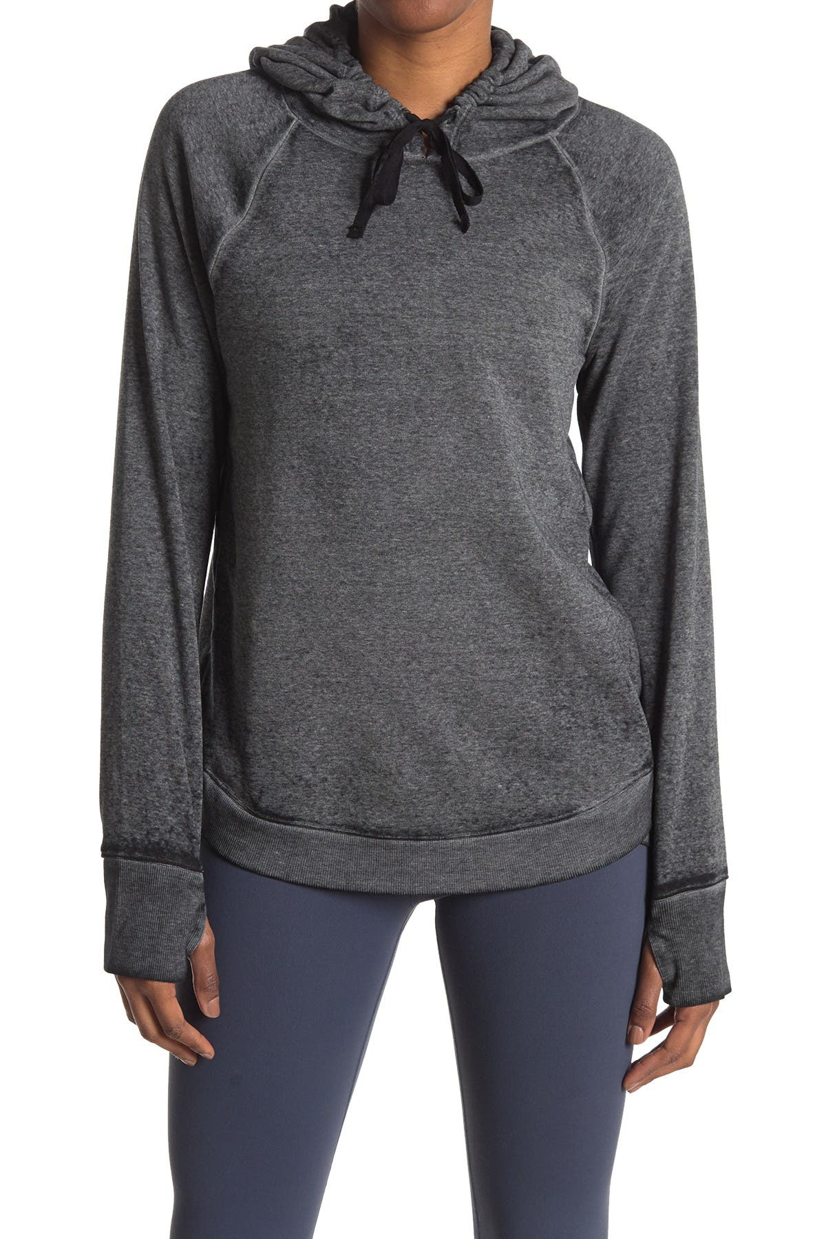 Image of Threads 4 Thought Indra Burnout Hoodie