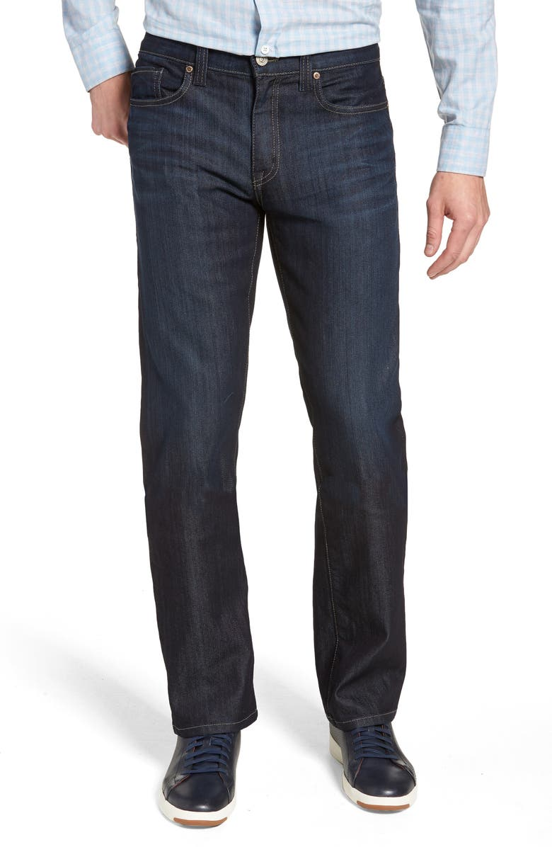 FIDELITY DENIM 50-11 Relaxed Fit Jeans, Main, color, LUNAR BLUE