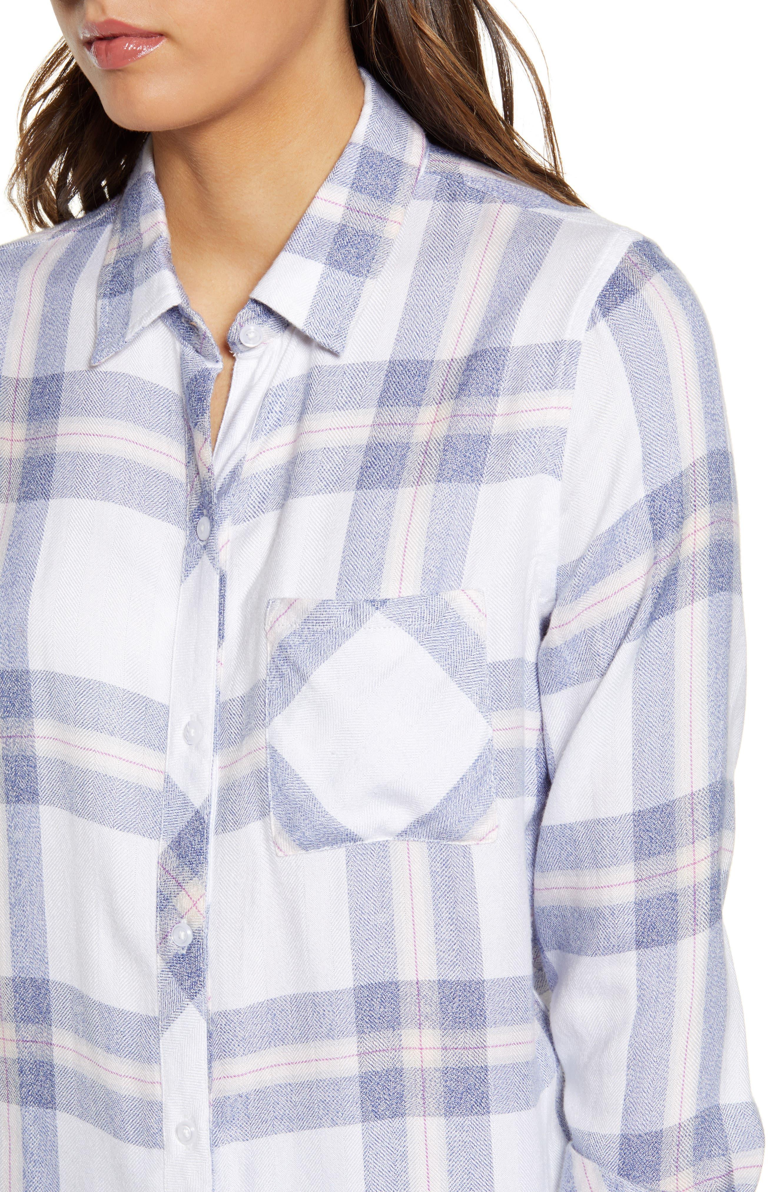 ,                             Hunter Plaid Shirt,                             Alternate thumbnail 212, color,                             900