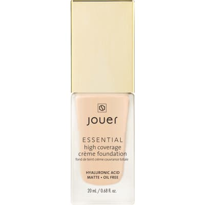Jouer Essential High Coverage Creme Foundation - Buff