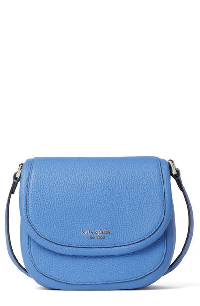 Kate Spade Bags SMALL ROULETTE LEATHER CROSSBODY BAG