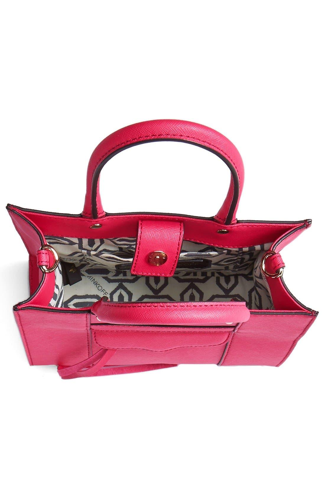 ,                             'Mini MAB Tote' Crossbody Bag,                             Alternate thumbnail 99, color,                             651