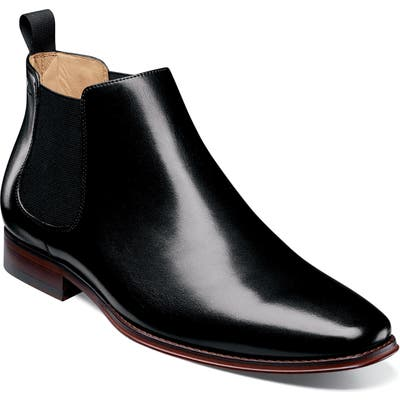 Florsheim Imperial Palermo Chelsea Boot, Black