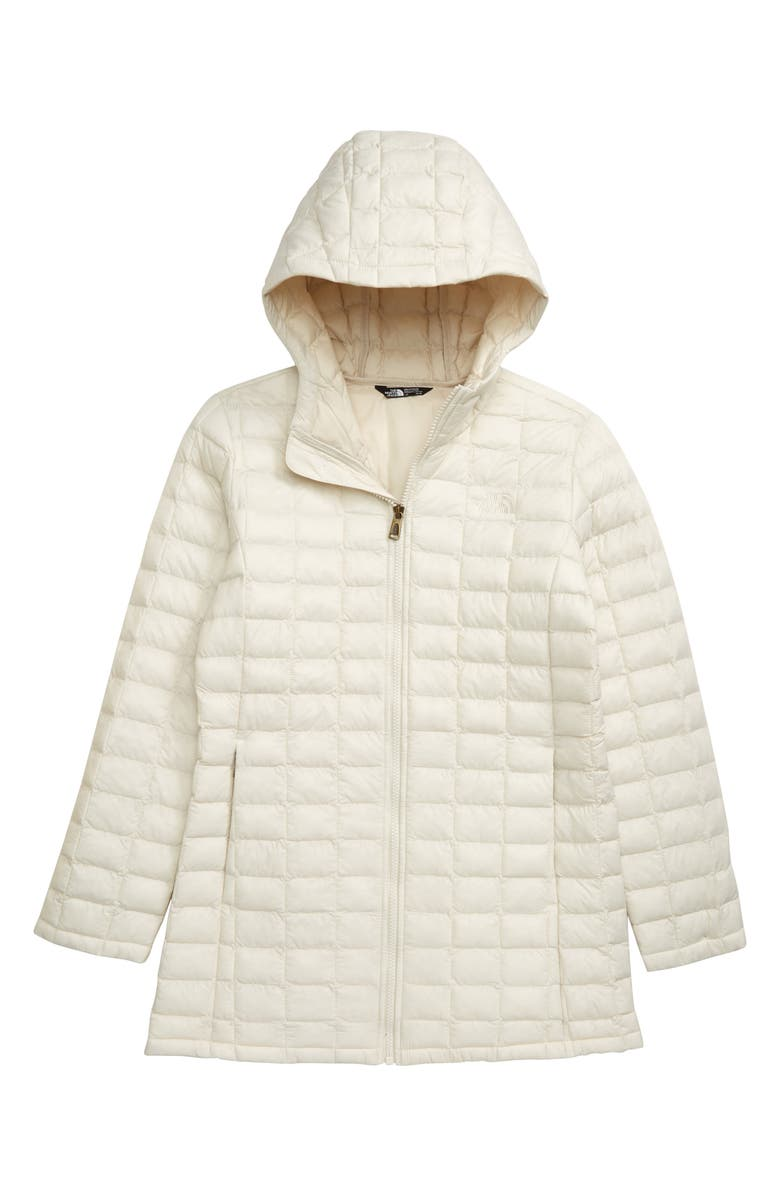 THE NORTH FACE ThermoBall<sup>™</sup> Eco Parka, Main, color, VINTAGE WHITE