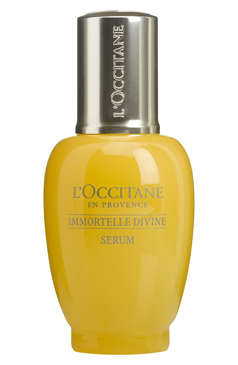 L'OCCITANE Immortelle Divine Serum, Main, color, NO COLOR