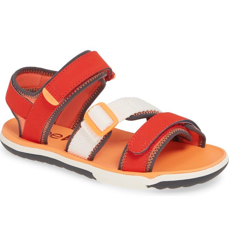 PLAE Customizable Sport Sandal, Main, color, 627