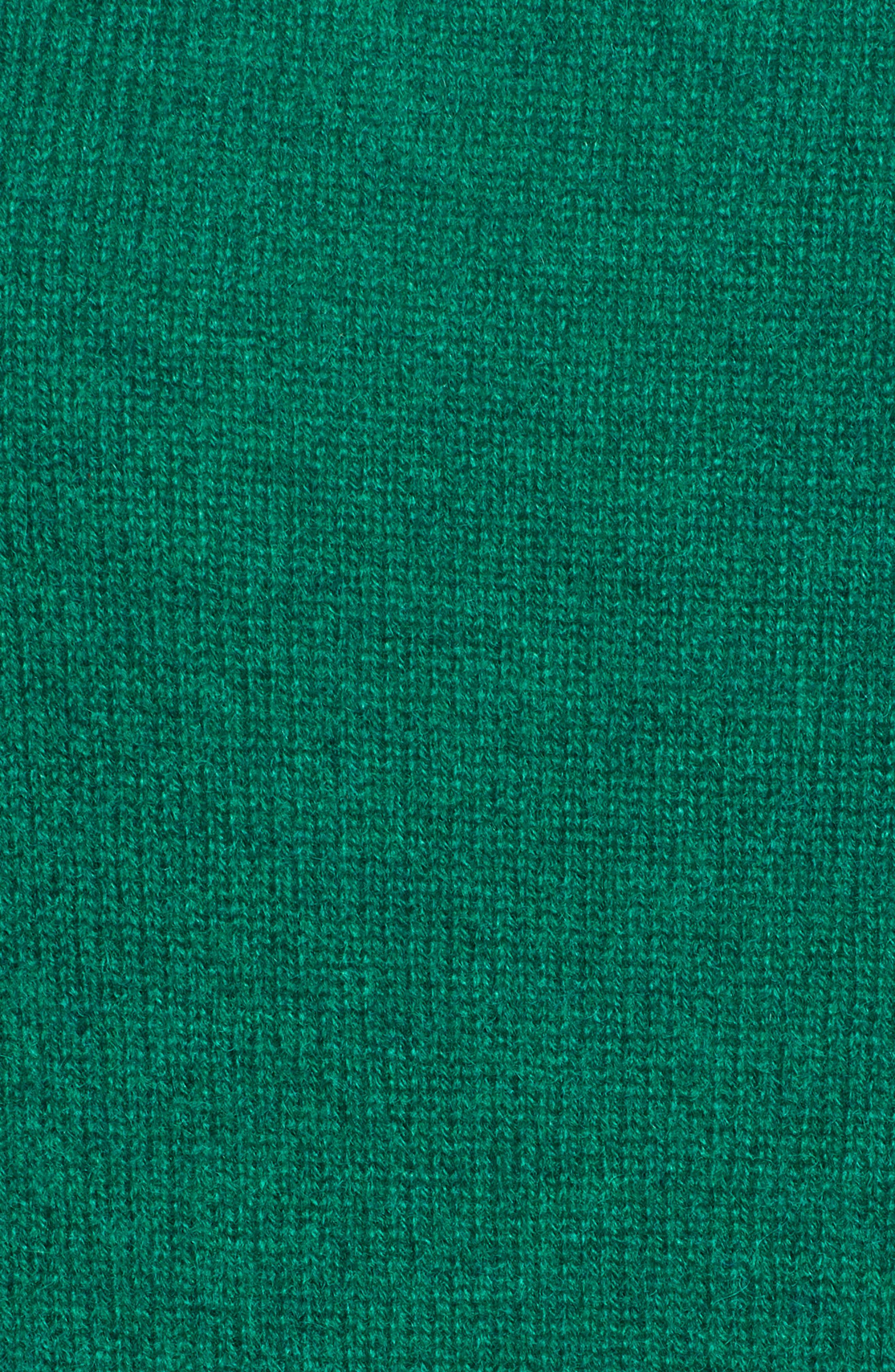 ,                             Crewneck Cashmere Sweater,                             Alternate thumbnail 86, color,                             301