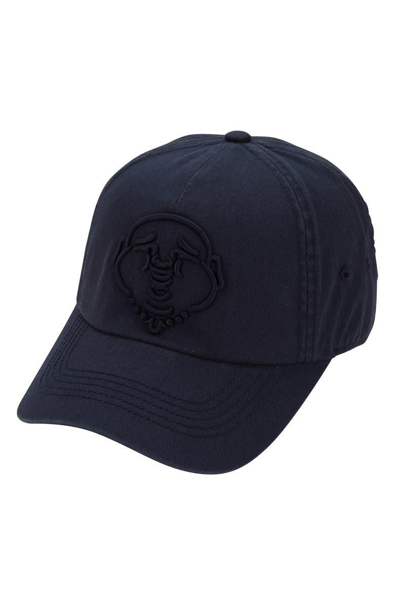 985c430f True Religion Brand Jeans '3D Buddha' Baseball Cap   Nordstrom