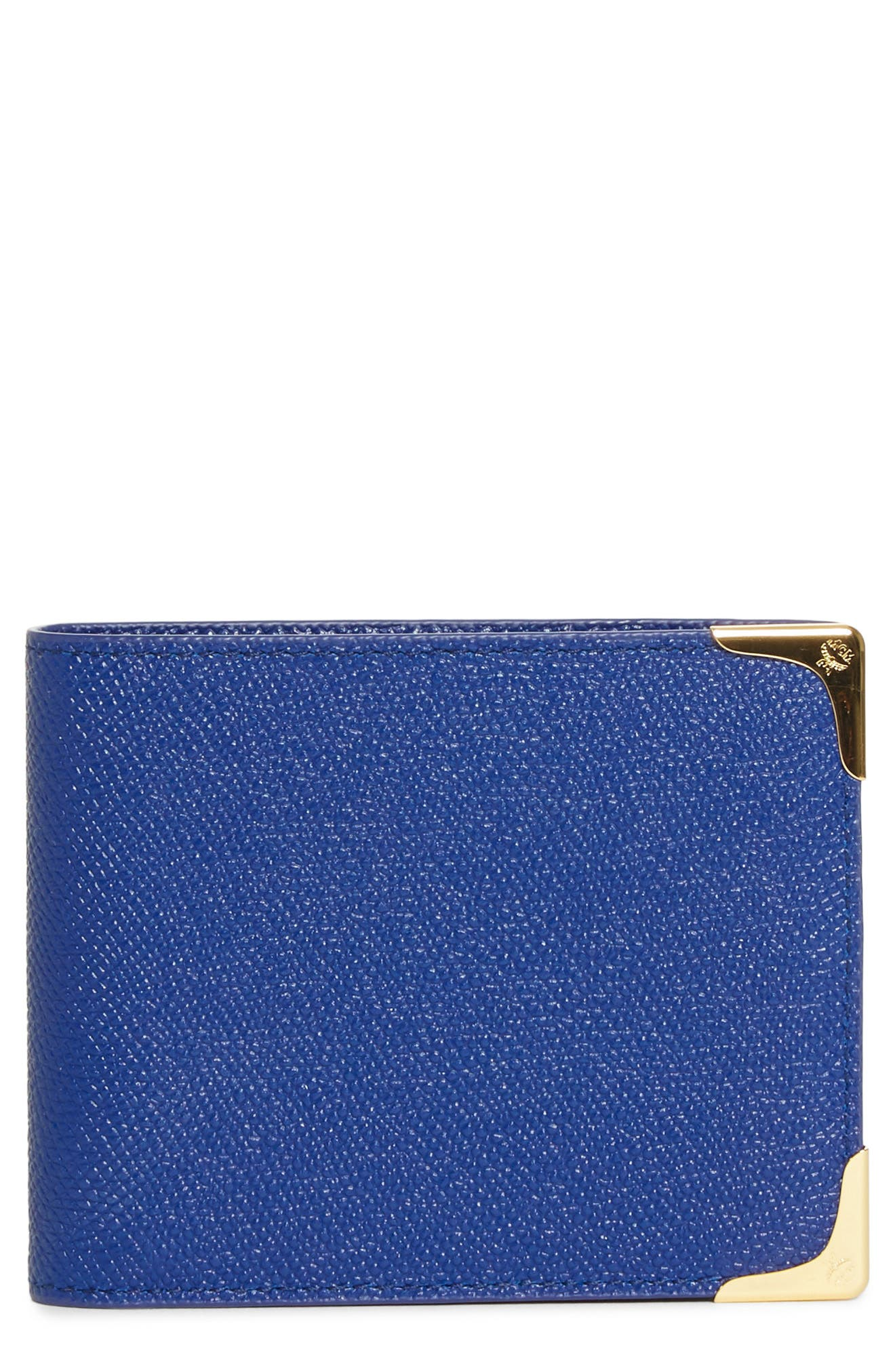 Small RGB Coin Wallet, Main, color, BLUE