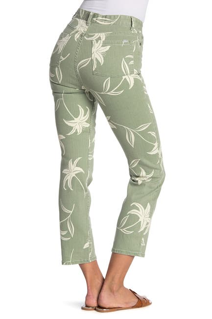 Image of Sisstrevolution Stargazer Patterned Crop Jeans